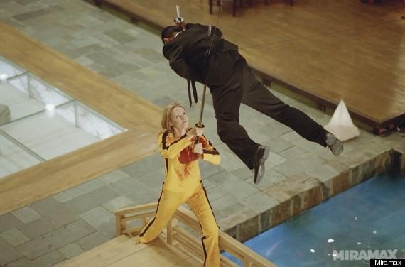 Behind The Scenes Saturday Kill Bill Vol 1 Karli Ray S Blog