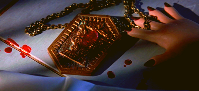 The Heart Of Damballa in Seed Of Chucky