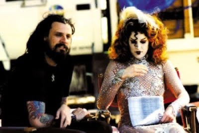 Rob Zombie and Sheri Moon Zombie in House of 1000 Corpses