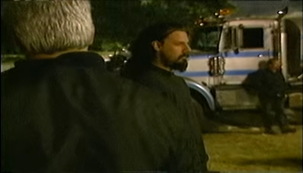 Rob Zombie in House Of 1000 Corpses