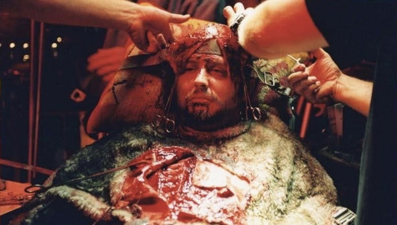 Chris Hardwick in House Of 1000 Corpses