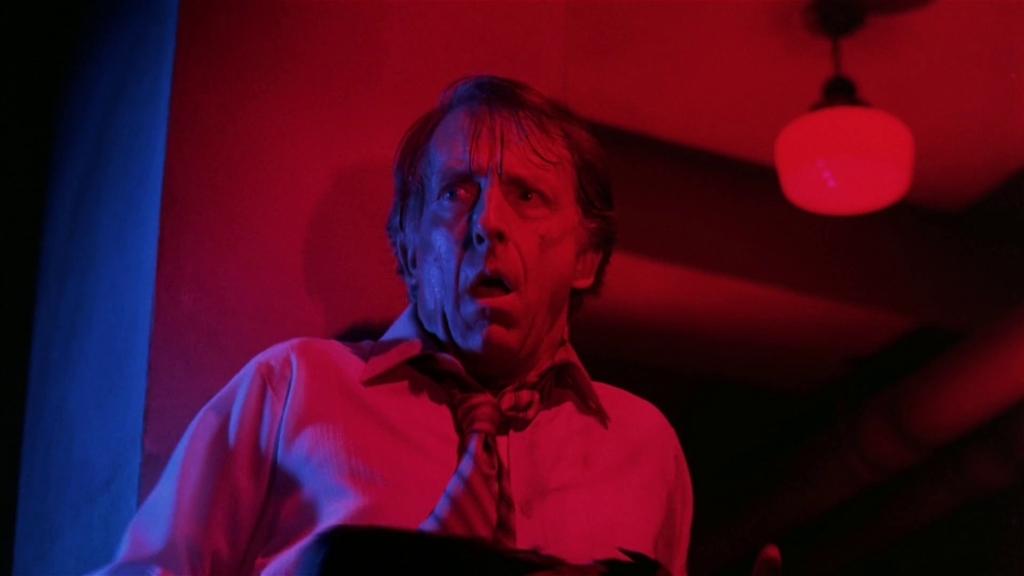 Fritz Weaver in Creepshow